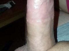 my bbw sucks and licks my cock