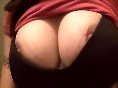 Huge cock shemale in bathroom