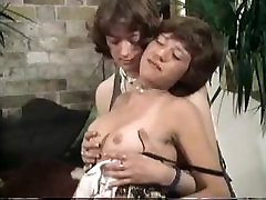SBr Vintage Hairy Teens Threesome With not dad !