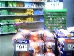 Watching Mature Women in Walmart