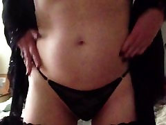 chubby amateur with vibe