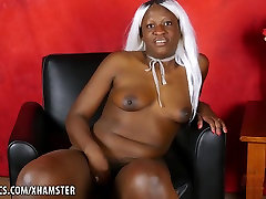 Osa tells you her first time getting dick in the ass