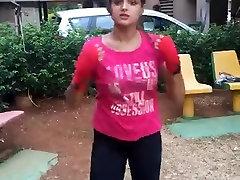 Cute Desi Boxing 2 Non Nude