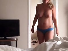 candid voyeur milf morning bedroom