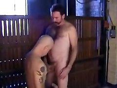 Horny Daddies Sucking and Fucking