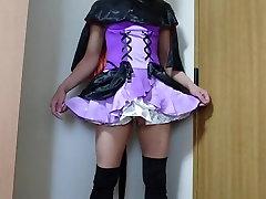 Japan cosplay cross dresse116
