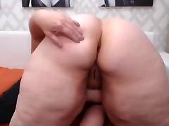 BBW Loves to cum