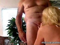 Granny&039;s Mature Sex Party Part 2