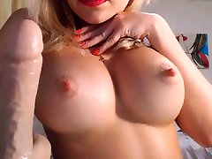 Blond big firm round ass and boobs tits hard nipples