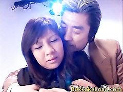 Christel Takizawa Hot Asian chick gets part3