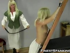 superb spanking in this video
