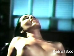angelic hot retro blowjob