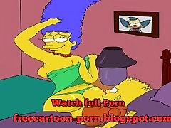 Cartoon Porn Simpsons Porn 2015 HD