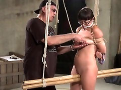 Asian Loves Getting Punished