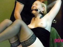 Tit Torture & Screaming Orgasms