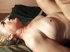 Eating Joanna mature pussy