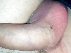 Watch my young flaccid dick sleeping - HD
