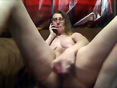 Corrina LIVE on 1fuckdate.com - Another old show of mature tits