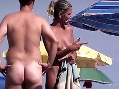 Nude Milfs Beach Voyeur HD Spycam Video