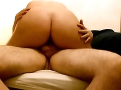 Riding with Creampie
