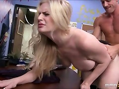 Big Natural Tits Doggy Compilation