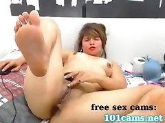 milf online Enchanting manual masturbation of perky latin senorita