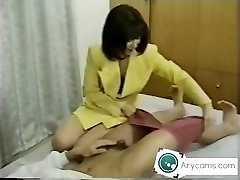Japanese mom sucking his sons dick UNCENSORED arycams.com