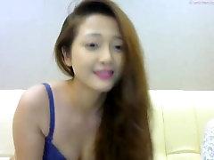 asian angel masturbates on webcam 07