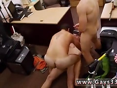 Gay hairy men swallowing load blowjob first time Straight dude goes gay