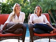 Julia Ann, Ryan Keely Pussy Love
