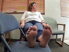 Nice Soft Feet Soles