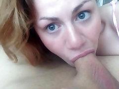 Watch Star-DelRay wrap her big lips around hard cock