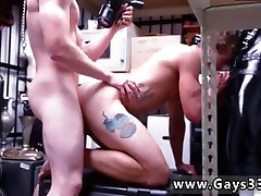 Straight boys uncovered videos watch gay Dungeon tormentor with a gimp