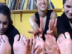 Hand-Feet