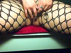 Beads play Slow Mo 240fps. Detailed Squirting from HotwifeVenus.