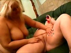 2 Horny Fat BBW Lesbian friends love pussy-2