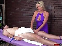 Awesome dominant handjob