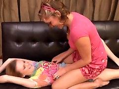 Tay Tickle Tortures Amanda