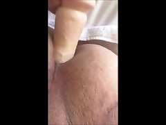 Danish Teen Boy Oliver - I Groans For You & White Dildo Toy In My Asshole