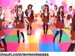 Fully Nude Japanese Girls Music Band NSFW