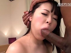 Black Cock in Tight Japanese Pussy