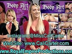 Cali Carters Body Art Vol.1 DVD Promo!