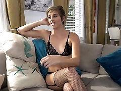 PunishTeens - Bubble Butt Teen Begs For Rough Sex