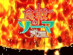shokugeki no souma opening 3