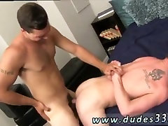 Young gay twink and old Sergio Valen and Bryan Cavallo start this molten