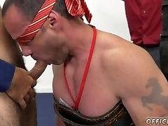 Free gay porn straight men jerking off Teamwork makes fantasies come true
