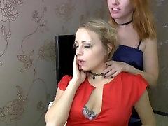 two hot lesbian amateur pornstar
