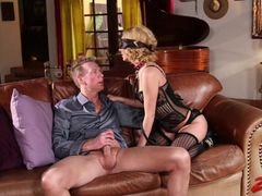 Aaliyah Love Is Drilled By Older Man