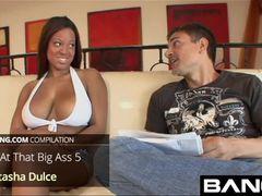 Bangcom: Juicy, Tight Ebony Pussy