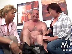 Amateur Mature German Granny